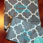 *GIVEAWAY* Wall Home Organizer-Initals, Inc. **CLOSED**