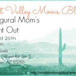 Inaugural Moms Night Out August 20th | Tickets NOW ON SALE