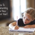 Tips To Documenting The New School Year