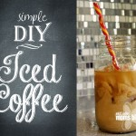 Simple DIY Iced Coffee