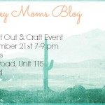 Announcing our Fall Moms Night Out & Craft Event!  Thursday, November 21st 7-9 pm