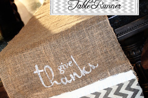 burlap table runner11