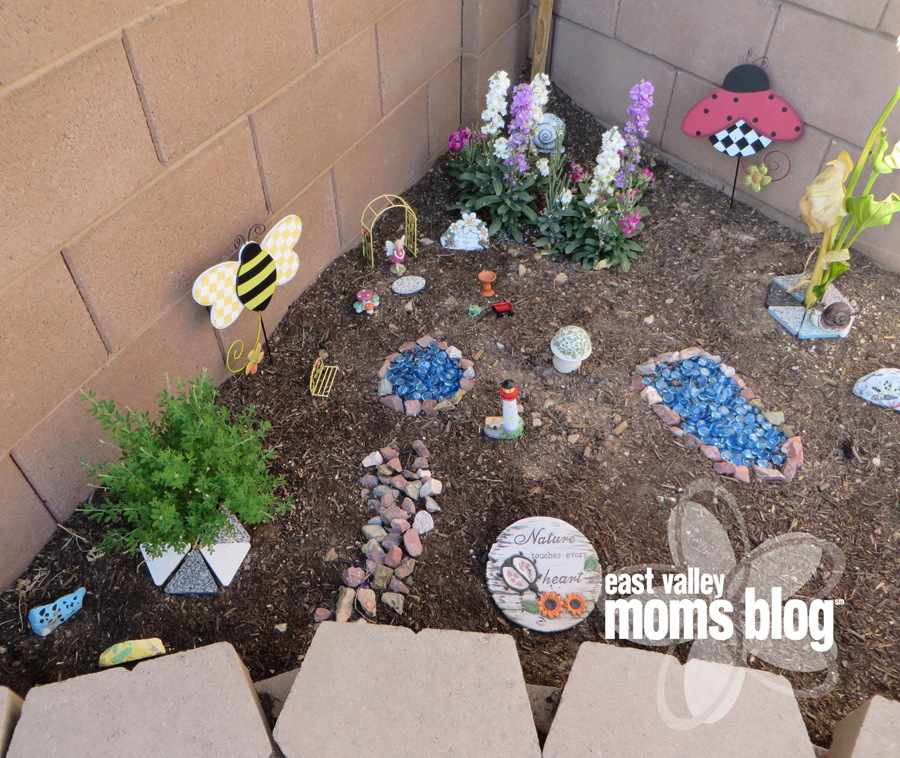 Large Fairy Garden Ideas amazing miniature garden design with patio furniture and lights Fairy Garden