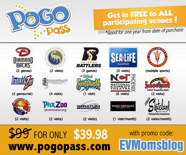 Buy your POGO Pass here!!
