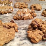 Breastfeeding – Increasing My Supply One Cookie at a Time