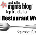 Top 5 Picks for Fall Restaurant Week