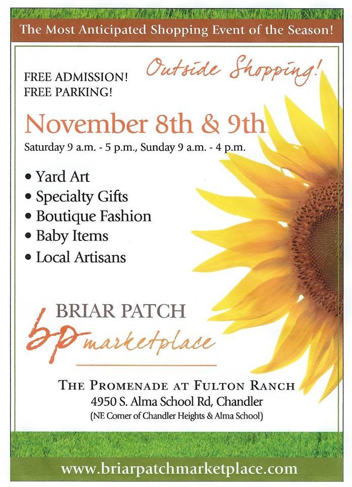 Briar Patch Marketplace Chandler Arizona