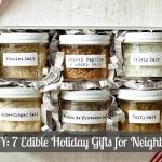 DIY: 7 Edible Holiday Gifts for Neighbors