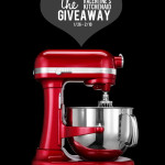 the Valentine's Kitchenaid Giveaway!