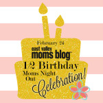 East Valley Moms Blog 1/2 Birthday Bash re-cap!