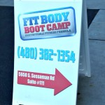 Mesa FitBody Boot Camp Review {Sponsored Post}