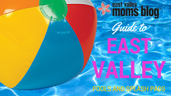 Guide to East Valley pools & splash pad