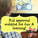 Kid approved websites for fun & learning!