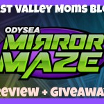 Odysea Mirror Maze review + {giveaway}