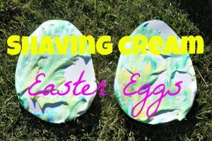 shaving cream eggs6