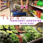 Tips for Grocery Shopping With Kids