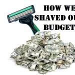How We Shaved Our Budget