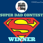 Congratulations to our SUPER DAD winner!