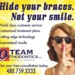 Smile Confidently With Team Orthodontics {Sponsored}