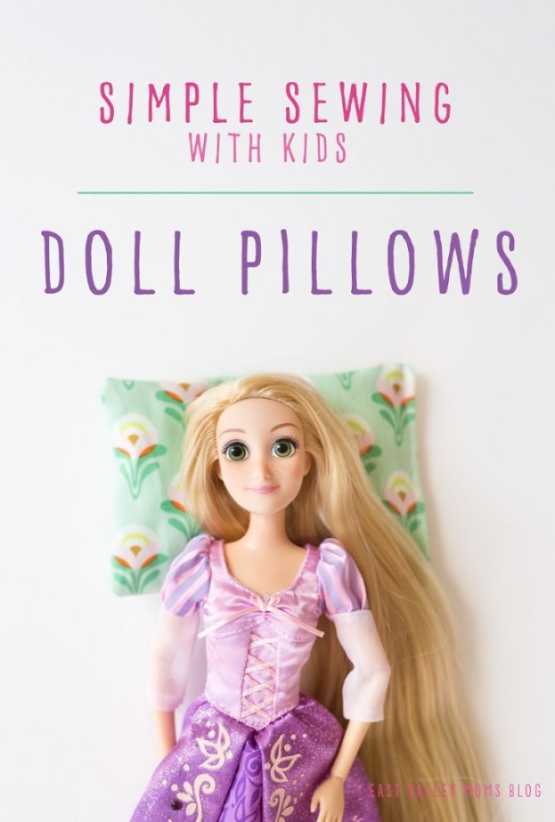 Simple Sewing with Kids