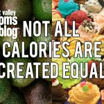Not all calories are created equal!