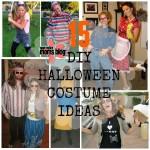 15 Simple DIY Halloween Costumes