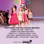 Fashion Week 4 Kids announces Fashion Show Lineup {Sponsored}