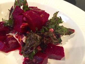 crumptown farm beet salad