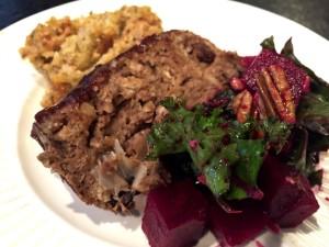 vegetarian-friendly thanksgiving