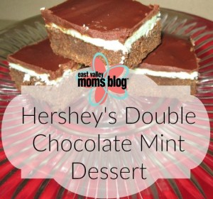 Hershey's Double Chocolate Mint Dessert1
