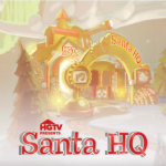 Santa HQ is a Must See!