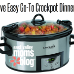 Five Easy Go-To Crockpot Dinners
