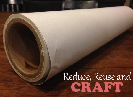Use Newspaper End Rolls For Variety Of Crafts