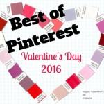 Best of Pinterest: Valentine's Day 2016