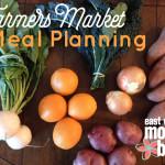 Farmers Market Meal Planning