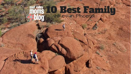 10 Best Family Hikes in Phoenix
