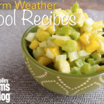 Warm Weather, Cool Recipes
