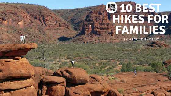 Hiking in Phoenix   East Valley Moms Blog