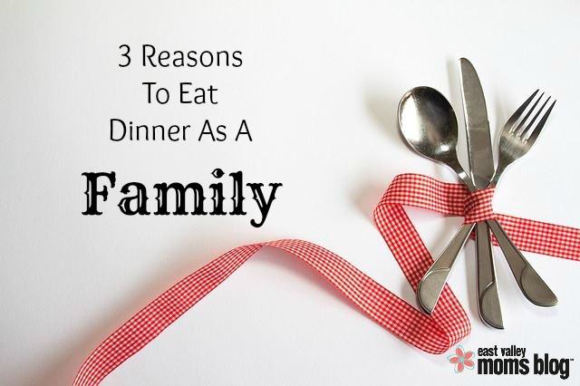 EVMB Eat Dinner as a Family