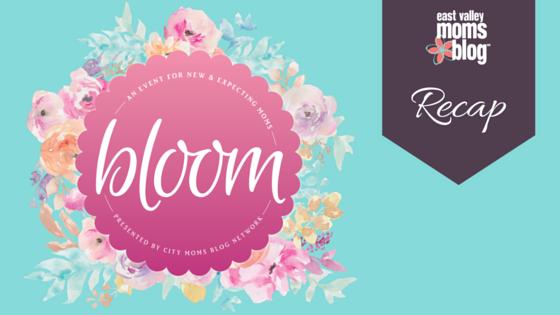 Bloom Recap