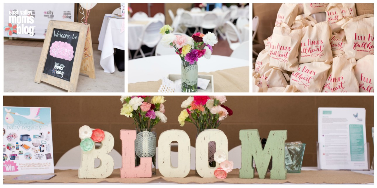Bloom collage 1