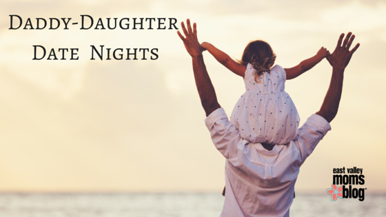 Daddy-Daughter Date Nights