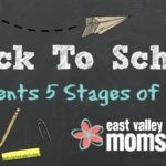 Back to School: Parents 5 Stages of Grief