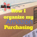 Online Domestic Goddess: How I Organize my Amazon Purchasing