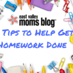 10 Tips To Help Get Homework Done.