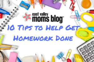 10 Tips to Help Get Homework Done
