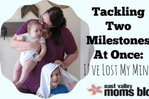 Tackling Two Milestones At Once