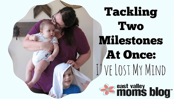 Tackling Two Milestones At Once