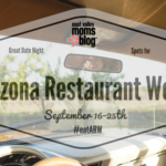 Great Date Night Spots for Arizona Restaurant Week 9/16-9/25