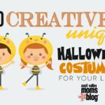 40 Creative + Unique EASY Costume Ideas for Your Little